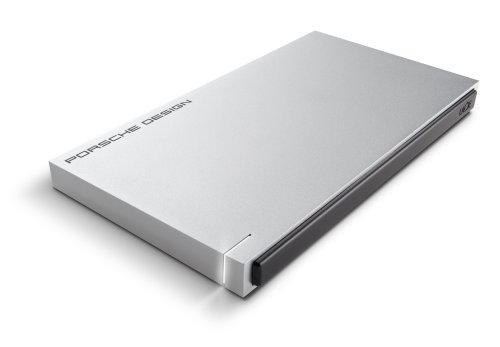 Price comparison product image LaCie Porsche Design Slim P'9223 500 GB Hard Drive 9000304
