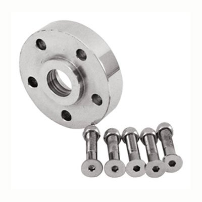 [Belt Drives Ltd. Rear Pulley Spacer & Bolt Kit For Harley-Davidson Wide Tire Softail, Dyna & FXR] (Belt Drives Ltd Rear Pulley)