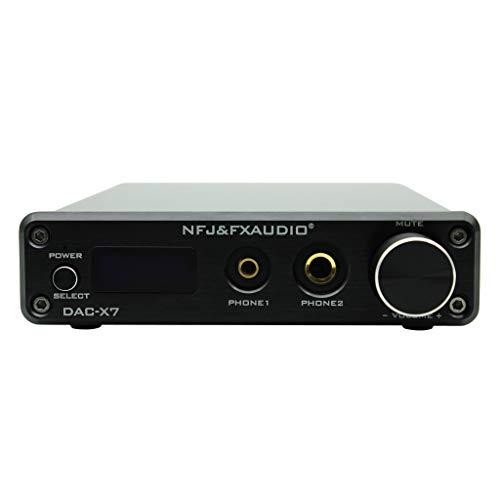 Homyl Optical Coaxial DAC Digital to Analog Converter Built-in Headphone Amplifier 24bit-192kHz -  3e76d6f062e6b547a6250caaa16d94db