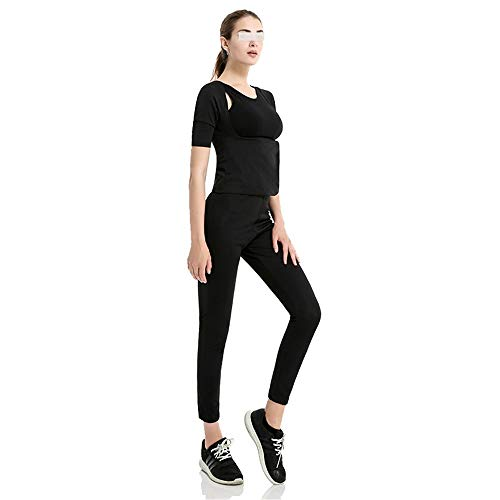 Women's Running Fitness Clothing Suit Women's Stretching Gym Yoga Running Suit Night Running Yoga Pants Active Sport…