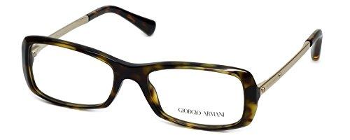 GIORGIO ARMANI AR 7011 Eyeglasses 5026 Havana Demo Lens 53-17-135 -