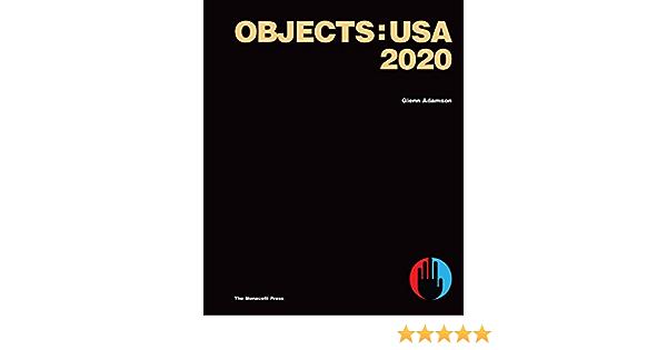 Objects: USA 2020: Amazon.es: Adamson, Glenn, Zesty, Meyers ...