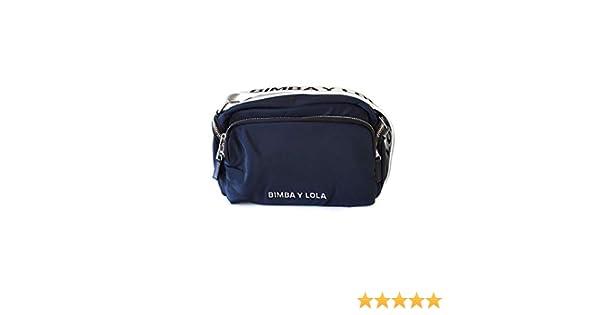 Bimba y Lola 192BBNX1N - Bolso cruzado acolchado para mujer: Amazon.es: Zapatos y complementos