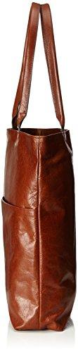 Royal RepubliQ Essential Tote, Borse a spalla Donna Marrone (Cognac)
