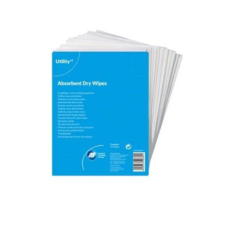AF ADW050UT Absorbent Wipes (Pack of 50) AF International