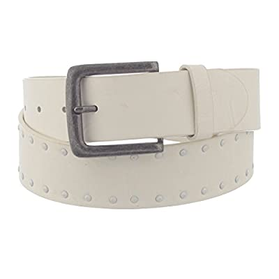 "Xcessoire Boys 1 1/2"" Wide Belt with Textured Design"