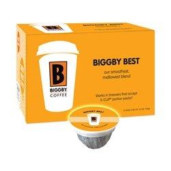 Biggby Coffee PODS BIGGBY Superior 1 box (12 single serve coffee pods)