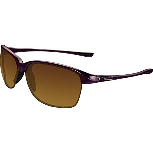 Oakley Women s OO9191 Unstoppable Rectangular Sunglasses