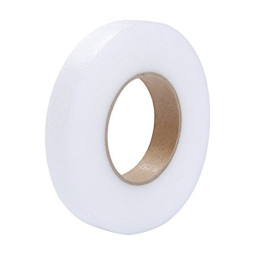 Outus 70 Yards Iron On Hem Tape Fabric Fusing Hemming Tape No Sew Hem Tape Roll for Jeans Trousers Garment Clothes (20 mm Wide) ()