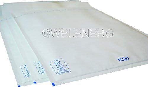 300 x C//3 Luftpolstertaschen Luftpolster Taschen Versandtaschen weiss