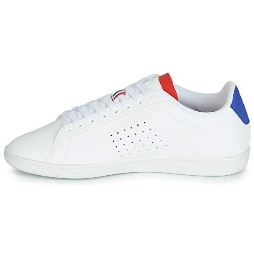 Le Blanc Couset Scarpa Bbr Coq Uomo Bianco Sportif 14qTw1