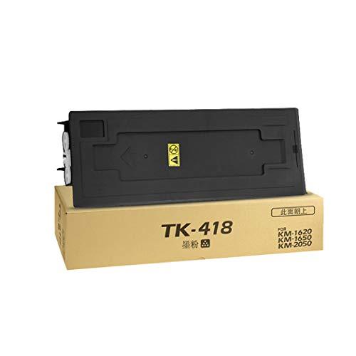 (Compatible with KYOCERA TK-418 Toner Cartridge for KYOCERA KM-1620 2035 2050 Copier Toner)