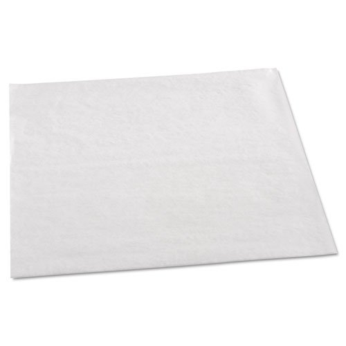 MCD8223 - Deli Wrap Dry Waxed Paper Flat Sheets, 15 X 15, White, 1000/pack
