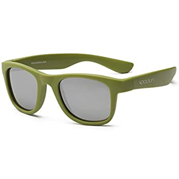 koolsun bebés y niños gafas de sol Wave Fashion 1 + | Army ...