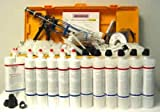 PRO Foundation Crack Injection Toolkit (60 ft) – The Professional Concrete Crack Repair Kit
