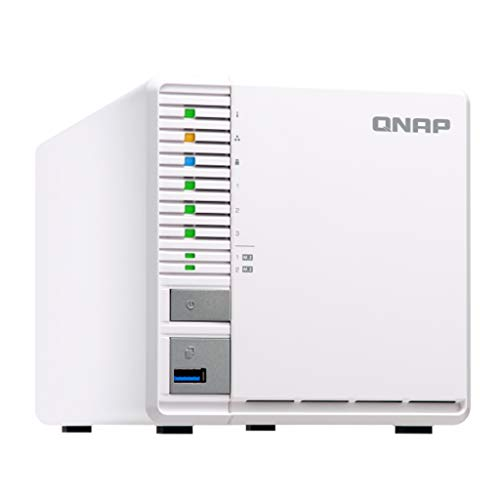 QNAP TS-351 (4GB RAM) 3-Bay Personal Cloud NAS Ideal for RAID5 Storage Processors (TS-351-4G-US) by QNAP (Image #2)
