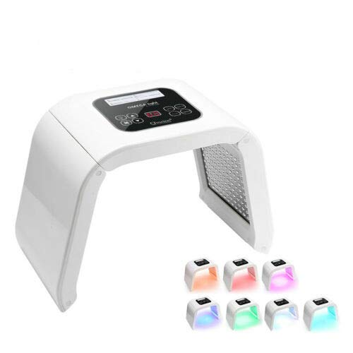 Enshey 7 Colors LED Light Beauty Machine- Facial Skin Care Beauty Equipment for SPA Body Rejuvenation Tighten Remover Anti-Wrinkle Anti-Aging(USA Warehouse)