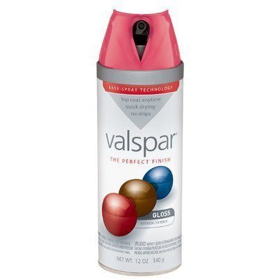 Valspar 410-85022 SP 12 Oz Frosty Berry Gloss Premium Enamel Spray Paint by Valspar