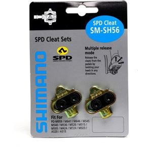 (SHIMANO SM-SH56 SPD Cleat Sets)