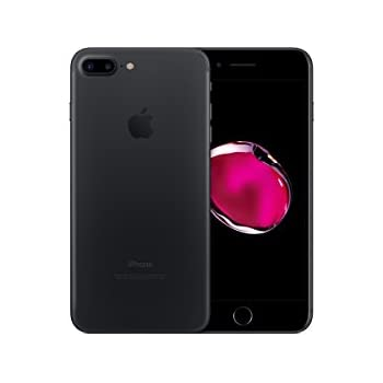 Apple iPhone 7 Plus 128 GB Unlocked, Black International Version