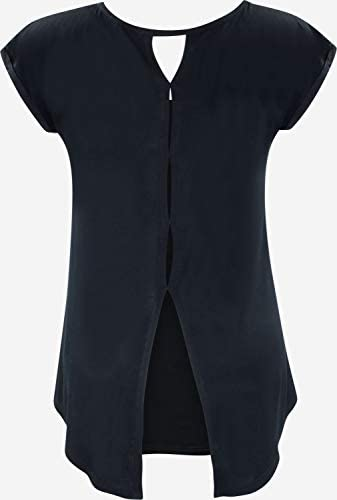 trueprodigy Casual damska markowa koszulka z nadrukiem gÓrna część stylowa okrągły dekolt krÓtki rękaw Slim Fit koszulka dla kobiet z nadrukiem: Odzież