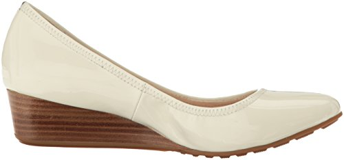 Women's Pump Ivory Tali Wedge 40 Luxe Haan Patent Cole gnqUAHf5xq