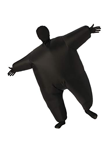 Rubie's Child's Inflatable Full Body Suit Costume, Black -