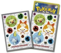 Pokemon Card -29 Deck Shield Grookey Scorbunny Sobble 2019-11 Japanese
