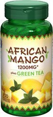 African Mango Extract plus Green Tea All Natural Weight Loss Pills 60 Caps