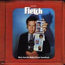 FLETCH (ORIGINAL SOUNDTRACK LP, 1984)