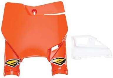 Cycra Stadium Number Plate Orange for KTM 250 SX 2013-2016