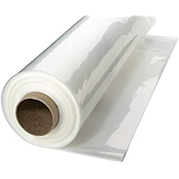 Amazon com: Greenhouse Clear Plastic Film Polyethylene