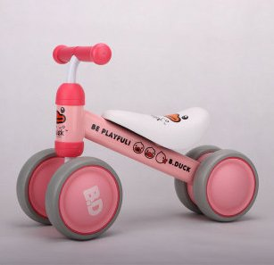 Ciffostt Baby Balance Fahrrad Fahrrad Baby Wanderer Spielzeug Fahrt