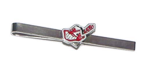 Fashion Jewelry ~Indians Tie Bar Tie Clip ()
