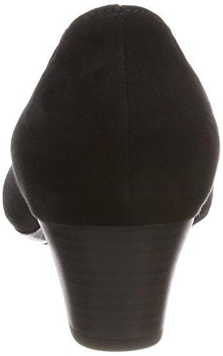 Escarpins Schwarz Femme Shoes Gabor Basic Gabor Noir wqtR4TY