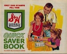 (S & H Green Stamps Quick Saver)