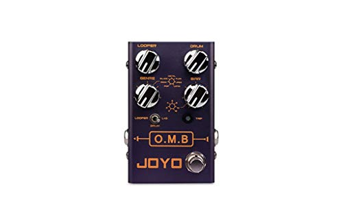 Joyo R-06 O.M.B Recording Looper + Drum Machine Very 1st time for US Sale Nice! 2019