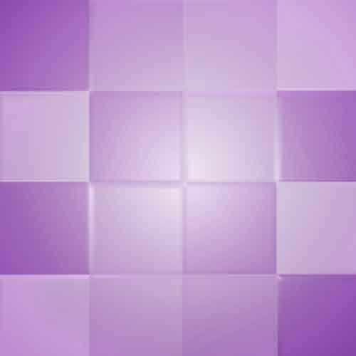 Isaac Jacobs International Light Purple Jewel Picture Frame (4x6, Light Purple)