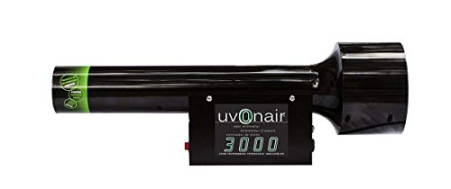 3000 Standard - Uvonair Ozone Generator For Rooms Up To 3000 cu.ft. 120V - OEUVA100