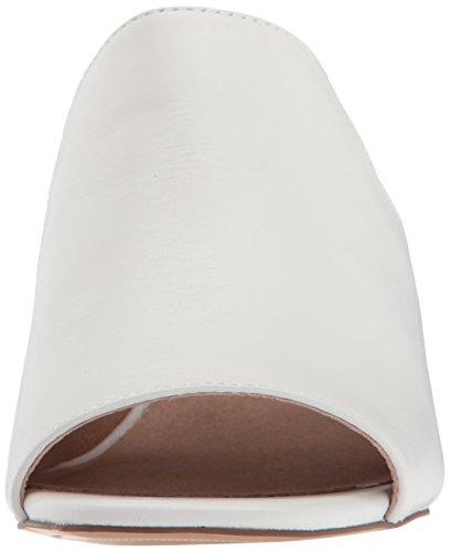 Steve Madden Steven by Women's Waze Sandal White Leather a3GBdaux