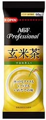 AGF 玄米茶 60g×20袋