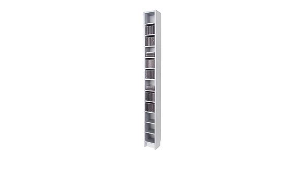 Ikea BENNO - Torre de DVD, Blancas - 202 cm: Amazon.es: Hogar