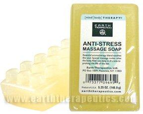 Earth Therapeutics Anti-Stress Massage Soap