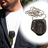 Leek Kydex Neck Sheath on Chain, Outdoor Stuffs