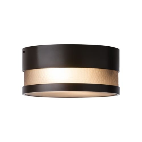 LBL ODF827SMBZLEDW Moon Dance Outdoor Flush Mount Lighting by Unknown