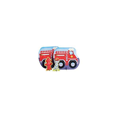 Creative Converting BB008240 Firefighter Centerpiece ()