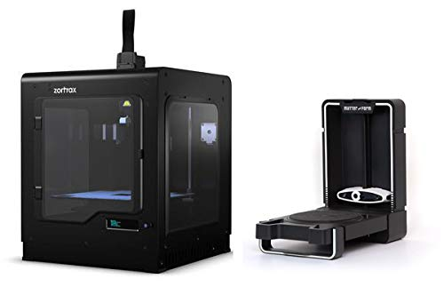 Zortrax M200 3D Printer with Official Side Covers + Matter and Form 3D Scanner Bundle Package Printers Zortrax/Matter and Form