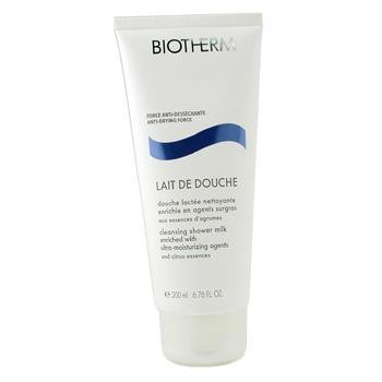 Biotherm Body Care 6.76 Oz Cleansing Shower Milk For Women
