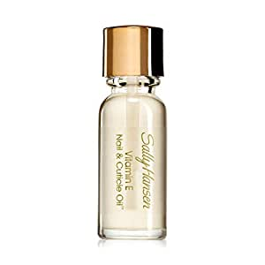 Sally Hansen SH Complete Treatment Serum Vitamin E Nail and Cuticle Oil 124 13.3ml