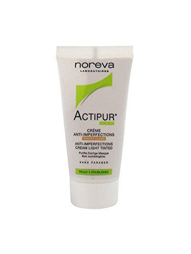 Noreva Actipur Anti-Imperfections Cream Tinted Clair (Light) 30ml Facial Care Gift